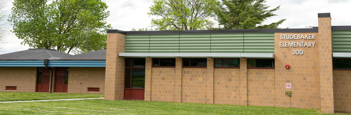 Studebaker Elementary School Building